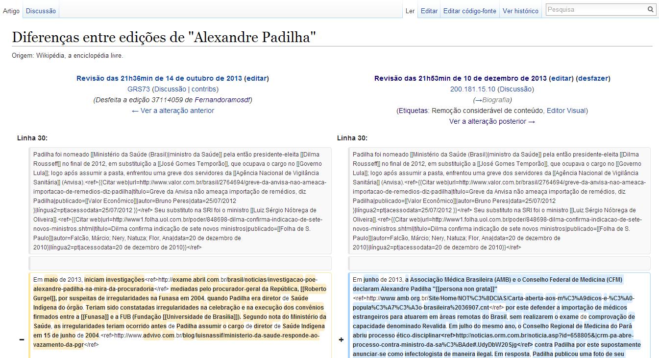 wikipedia padilhando