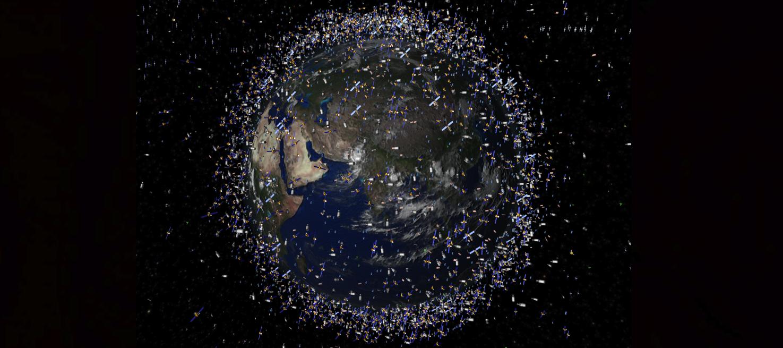 Japão está criando um programa militarizado para resolver o problema do lixo espacial