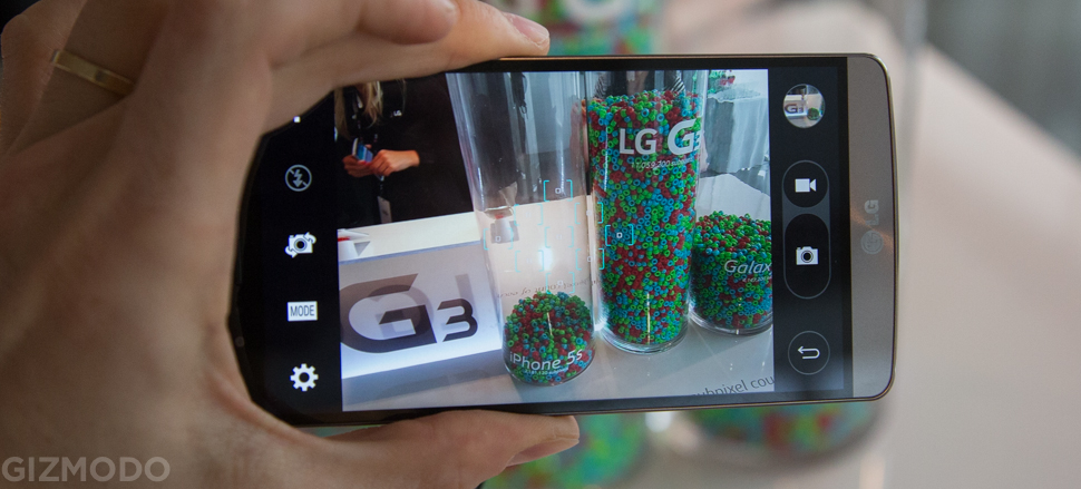 lg g3 hands-on camera