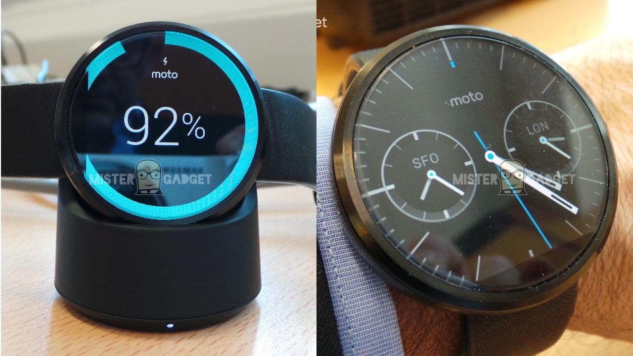 LG G Watch R: um relógio de pulso redondo para disputar com Moto 360