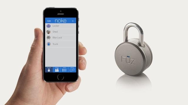O cadeado Bluetooth do futuro que protegerá suas coisas onde quer que você esteja
