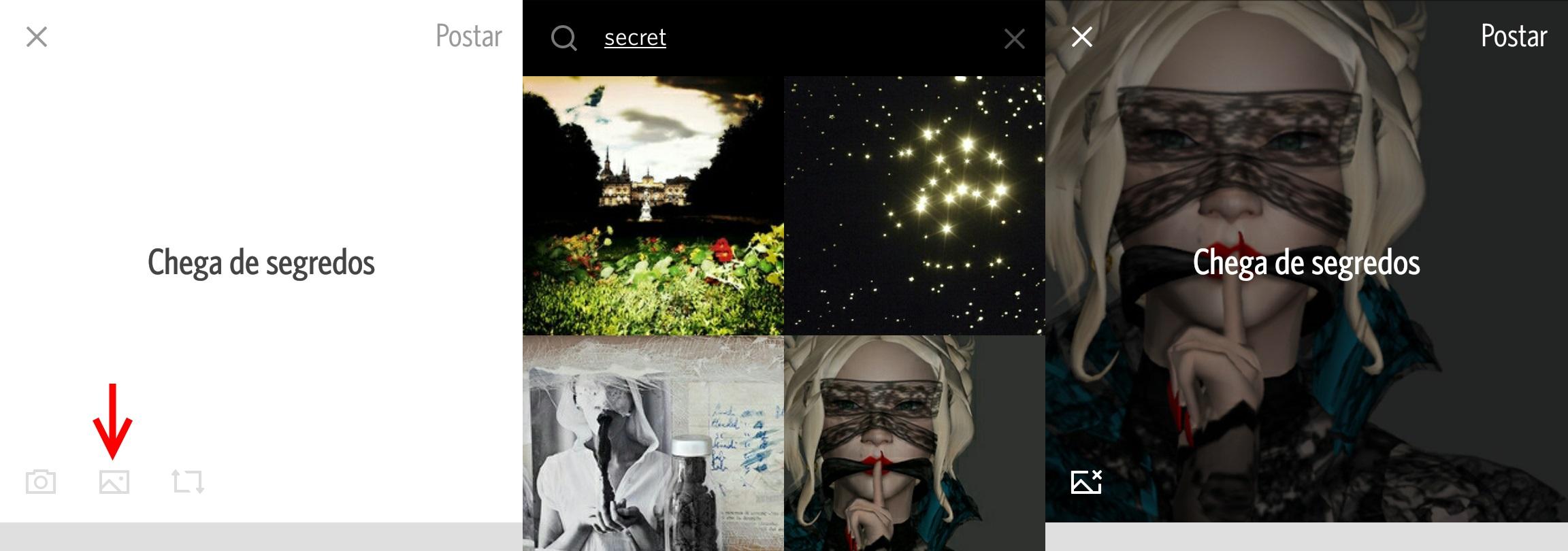 secret imagem flickr