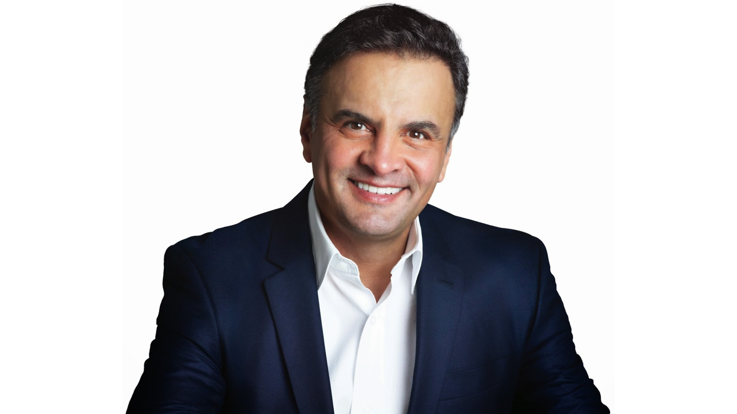 Aécio Neves (PSDB).