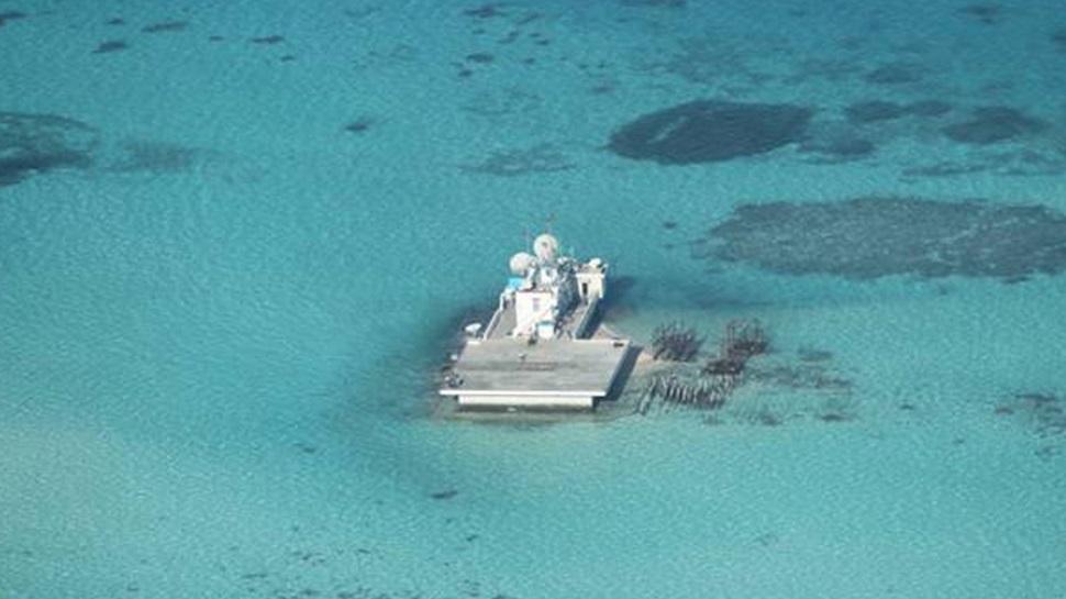 A China Está Construindo Uma Base Militar no Meio do Oceano