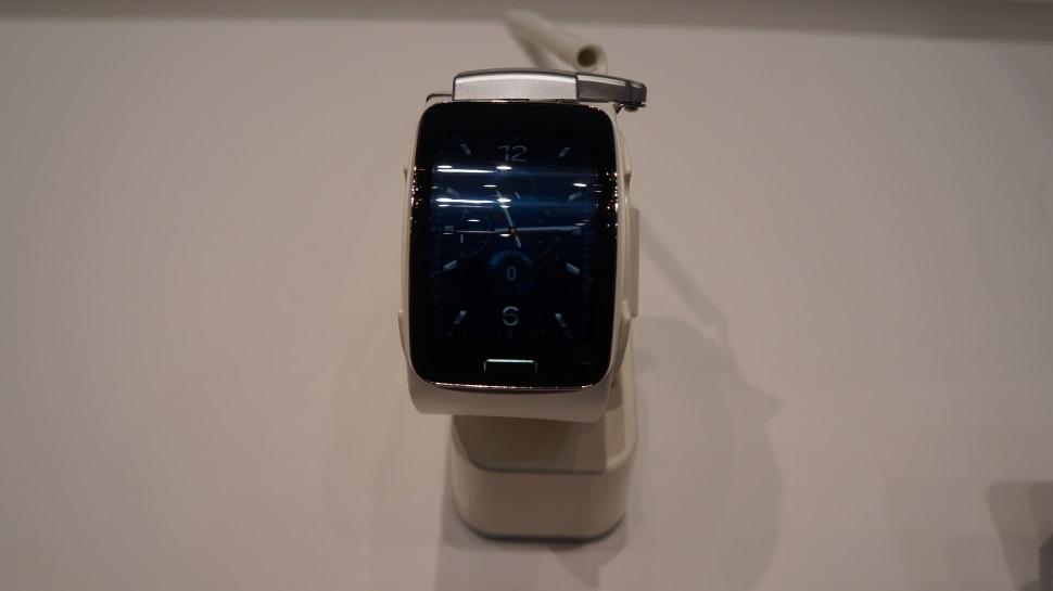 Samsung Gear S - Divulgação