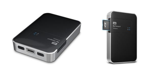 O novo HD externo da Western Digital abandona os cabos e ganha slot para cartão SD