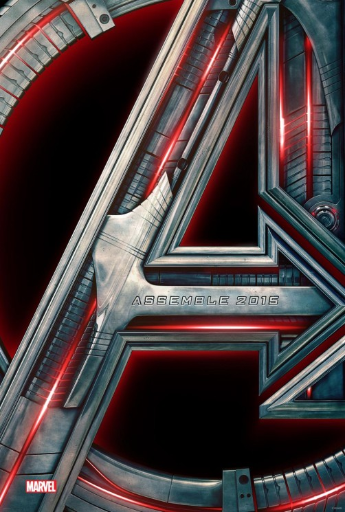 Avengers 2 Age of Ultron teaser poster