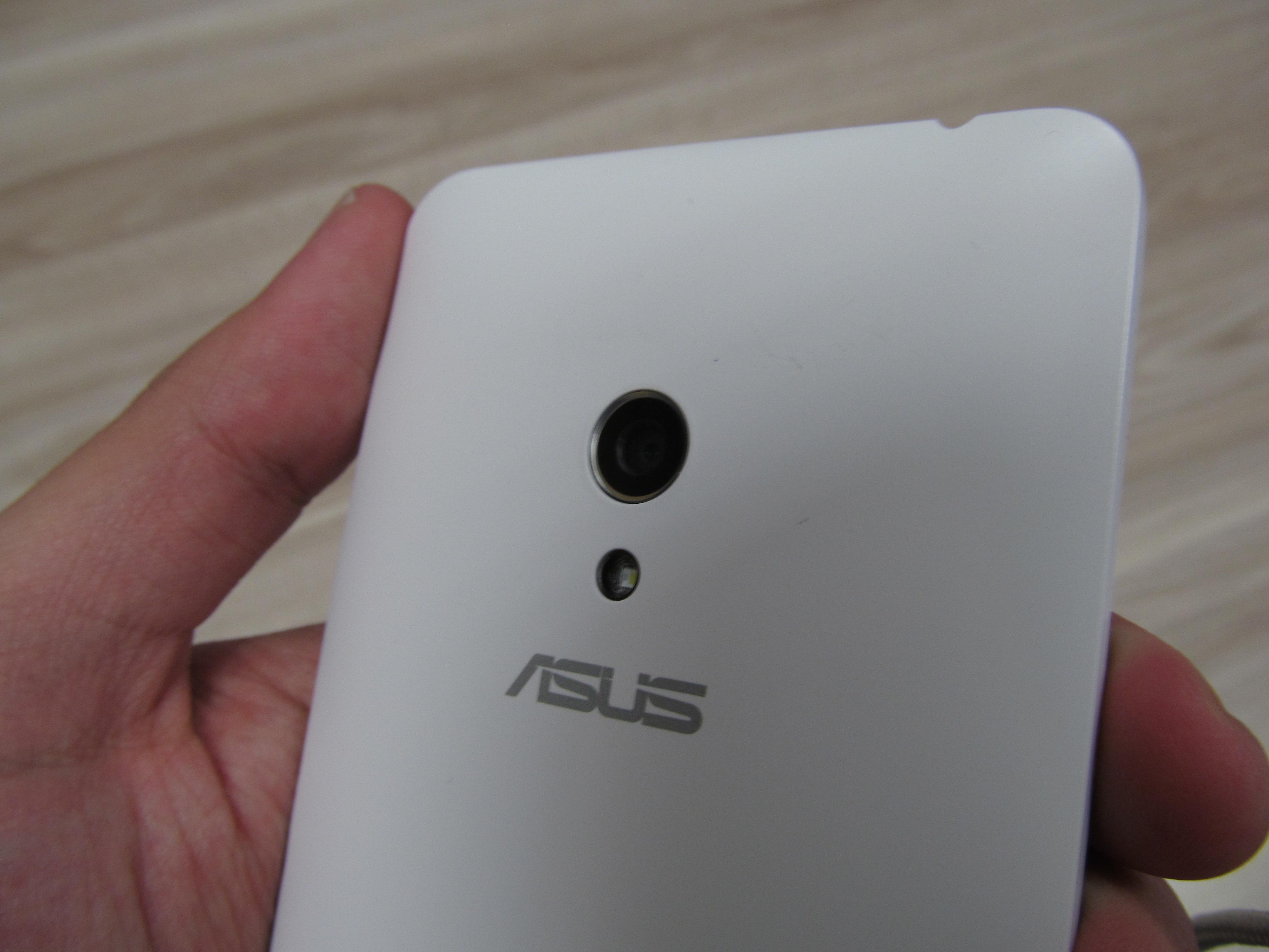 A câmera do Asus Zenfone 5 tem 8 megapixels