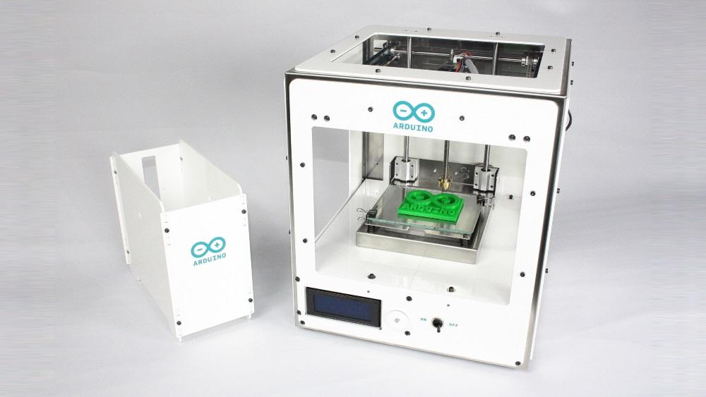 Arduino Materia 101 é uma impressora 3D que você pode montar e modificar