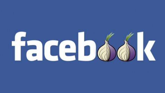 Facebook no Tor