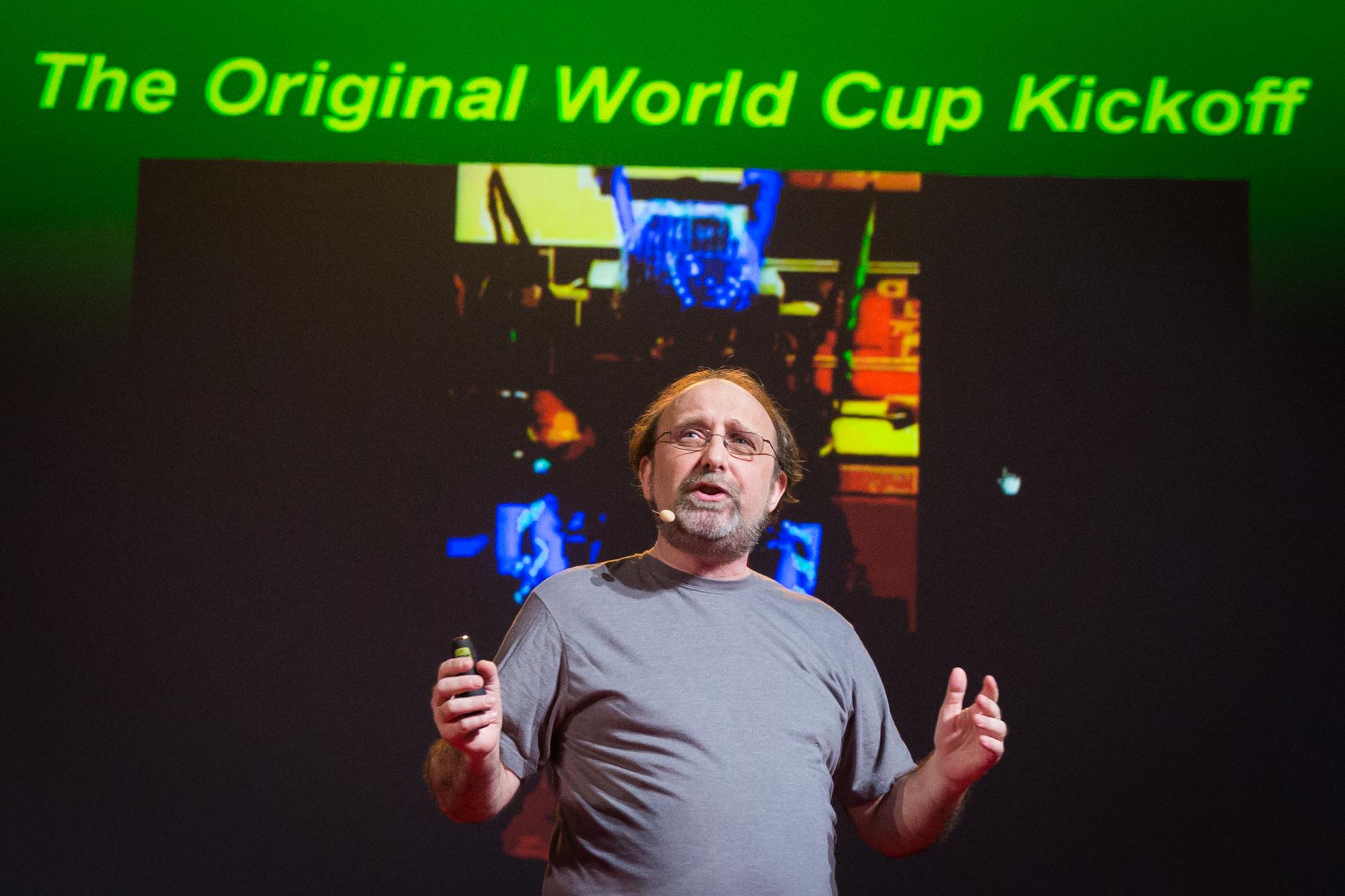 Miguel Nicolelis no TED