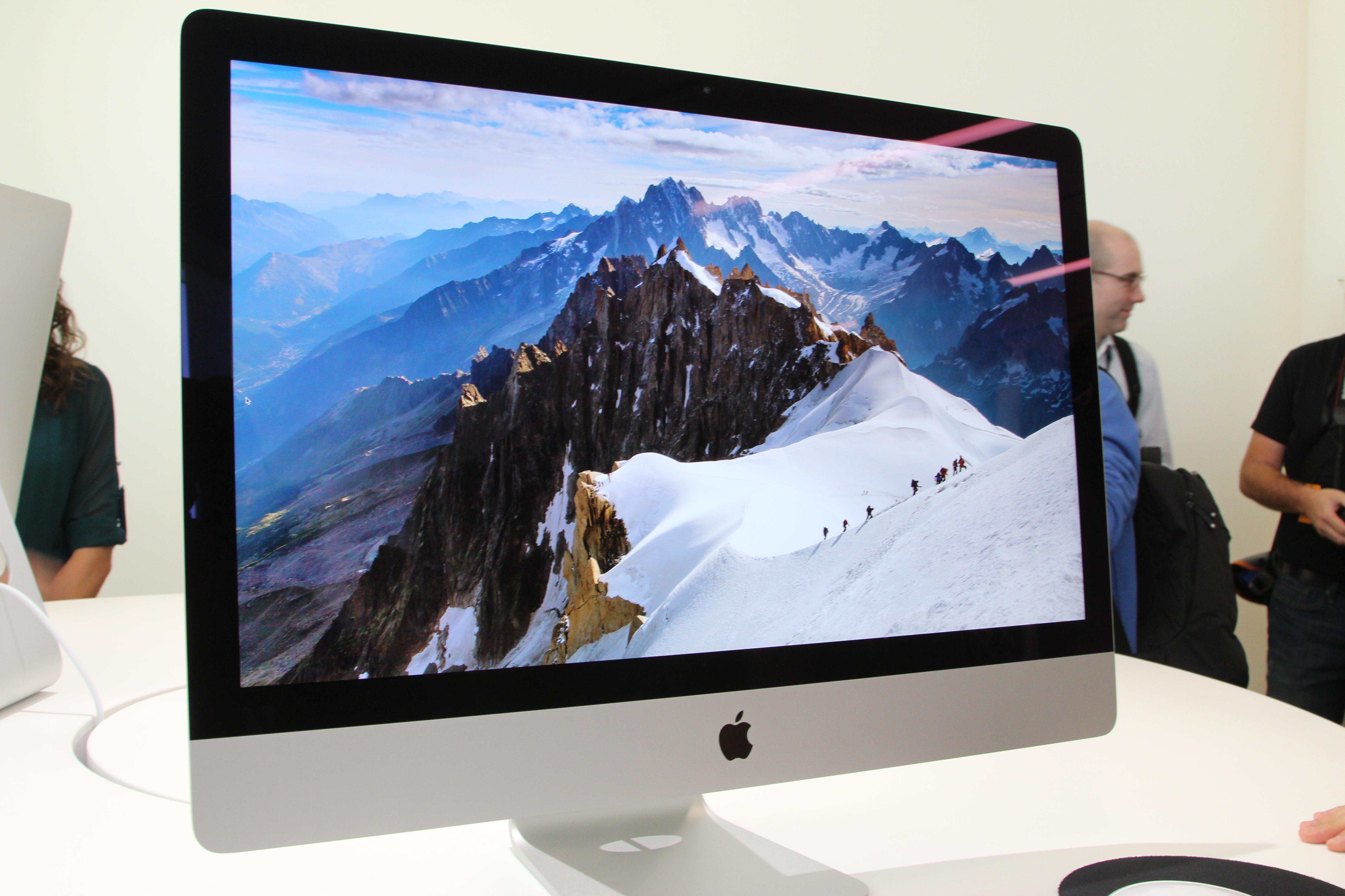 iMac com tela Retina
