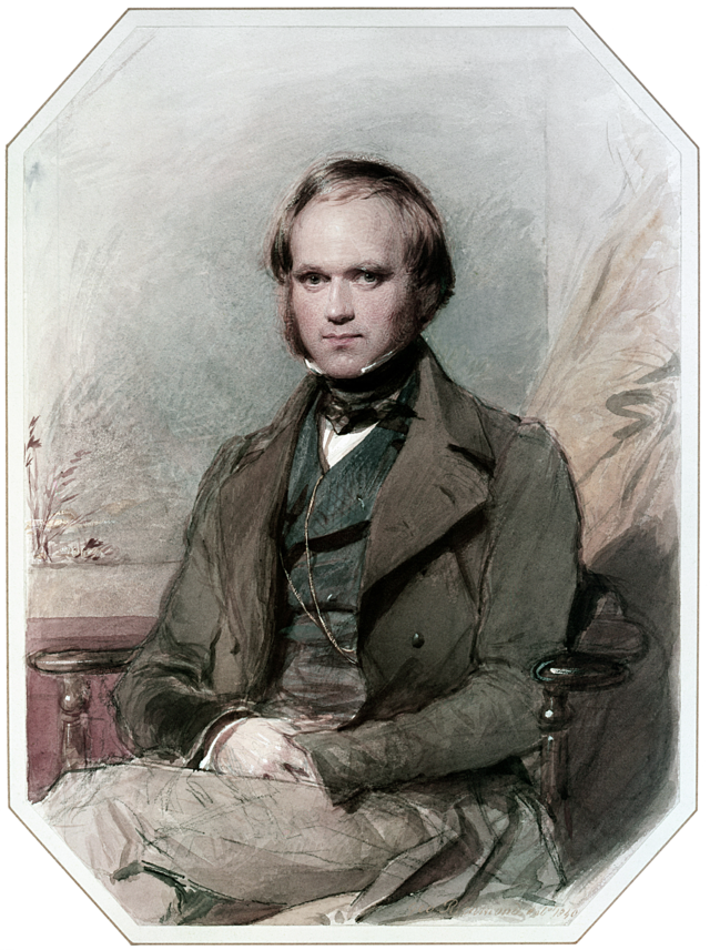 O jovem Darwin