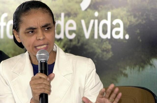 Marina Silva negou ser criacionista com um bom argumento (Elza Fiúza/Agência Brasil)