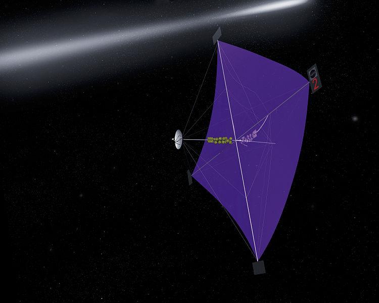A tecnologia futurista para uma viagem interstelar (2)