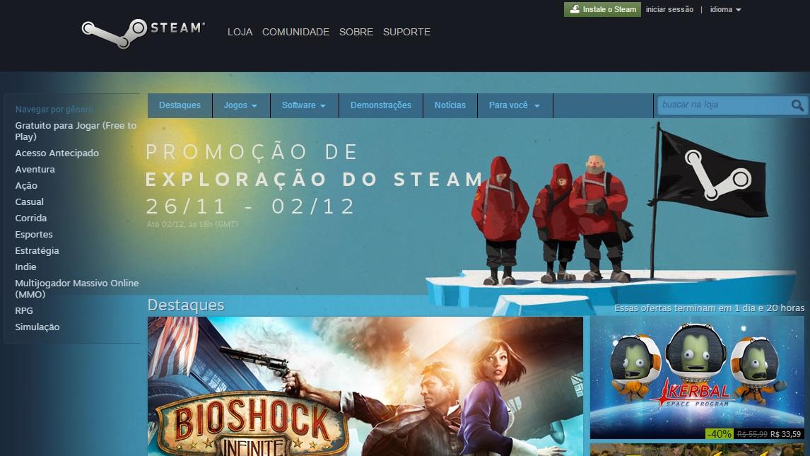 Black Friday - Steam