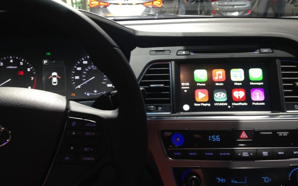 CarPlay Hyundai