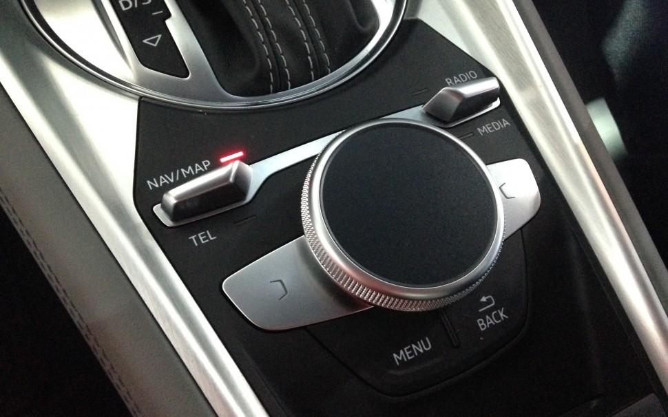Clickwheel Audi