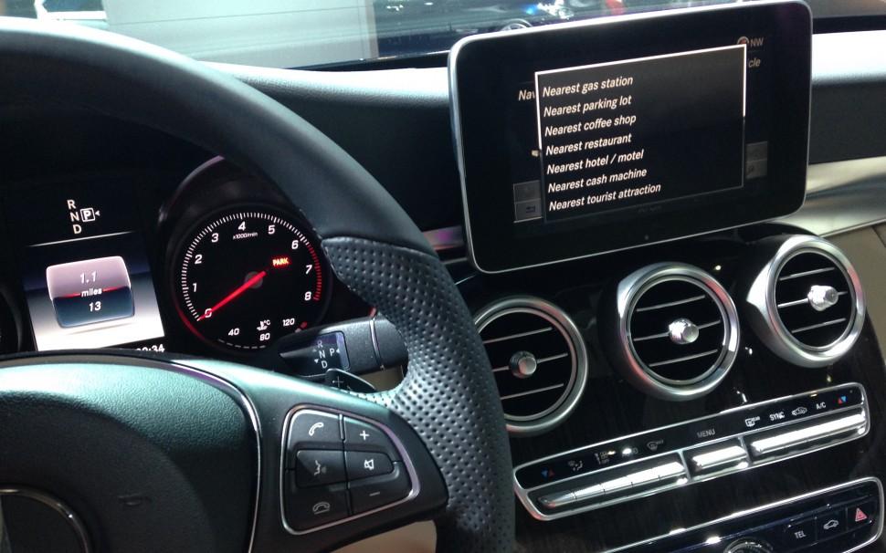 Control Knob Mercedes