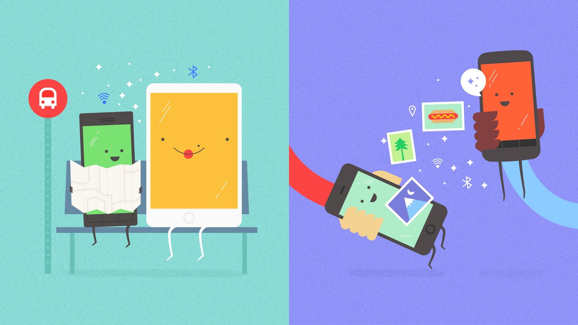 Google deve ressuscitar Bump para você trocar arquivos entre smartphones de forma simples