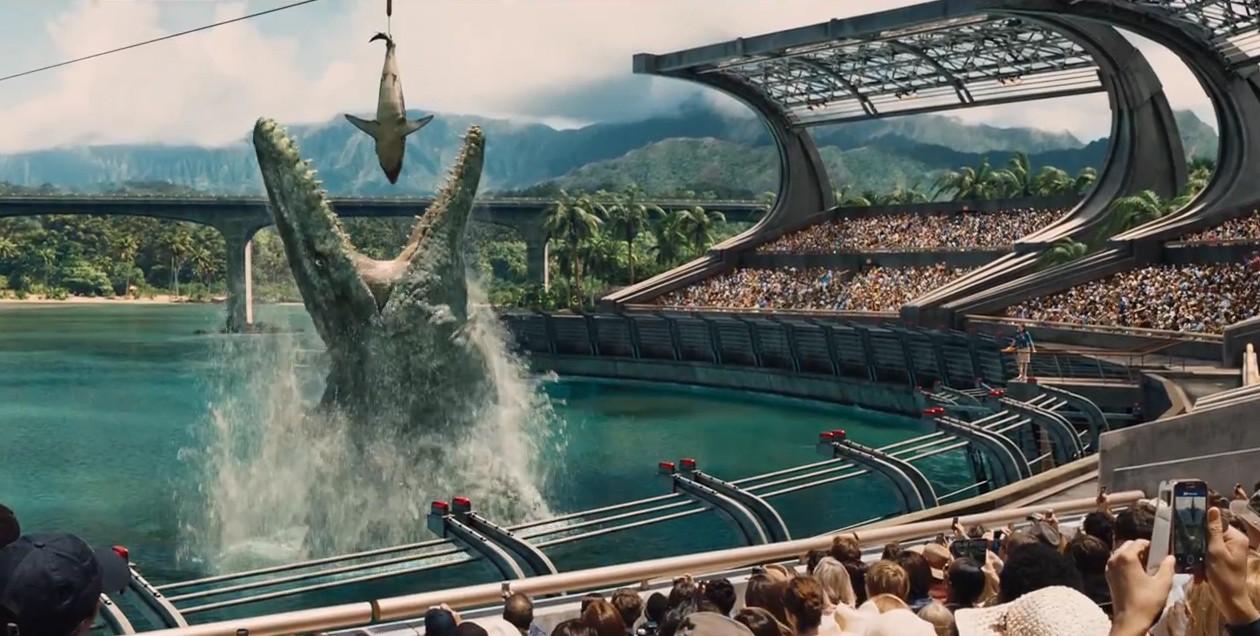 O trailer de Jurassic World prova que dinossauros ainda são muito legais