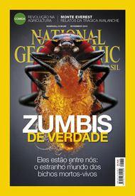 National Geographic de novembro 2014