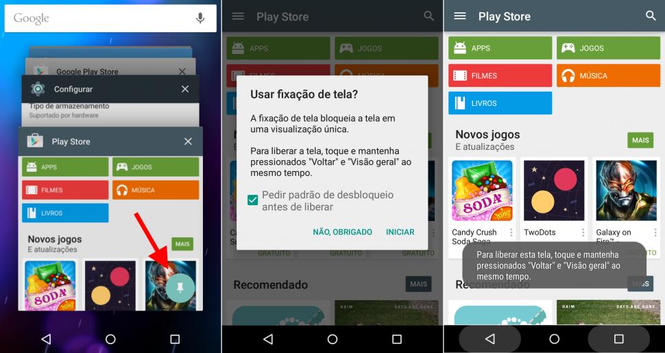 16 novidades que o Android 5.0 Lollipop ganhou em relação ao KitKat puro