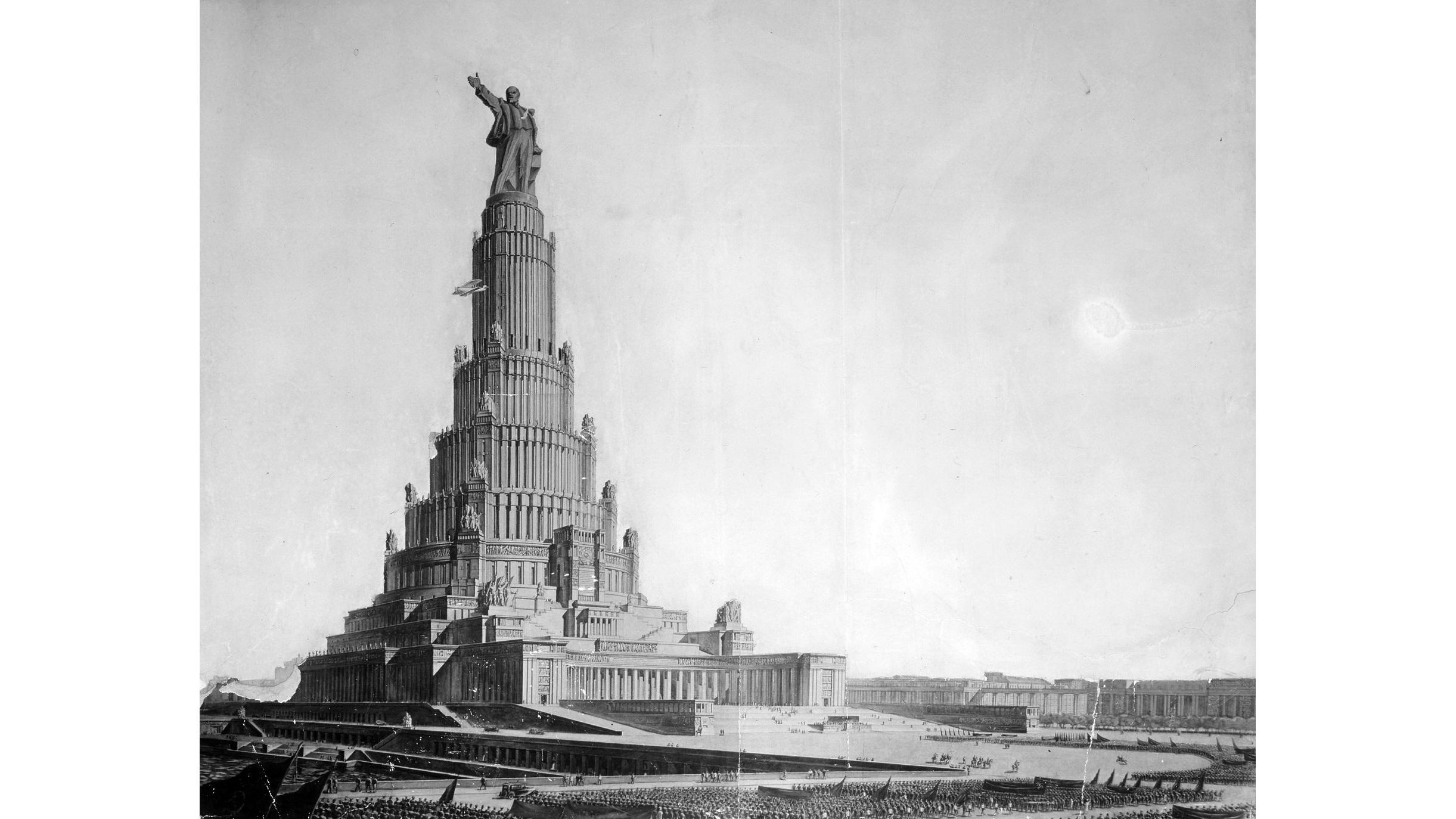 O triste destino dos seis edifícios que seriam os mais altos do mundo