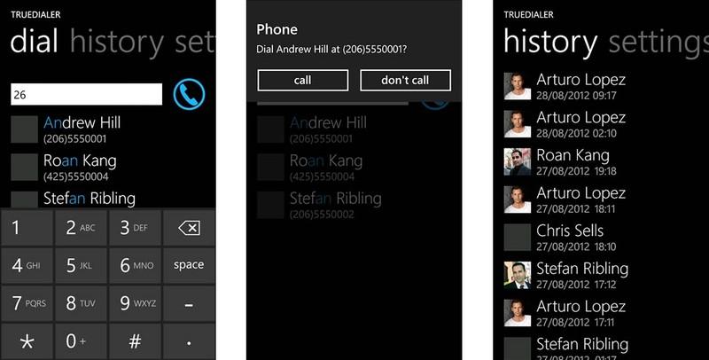 Truedialer_Screenshot