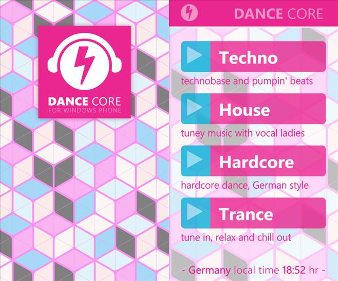 dancecore