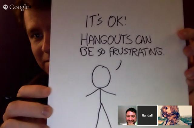 hangout-frustrante