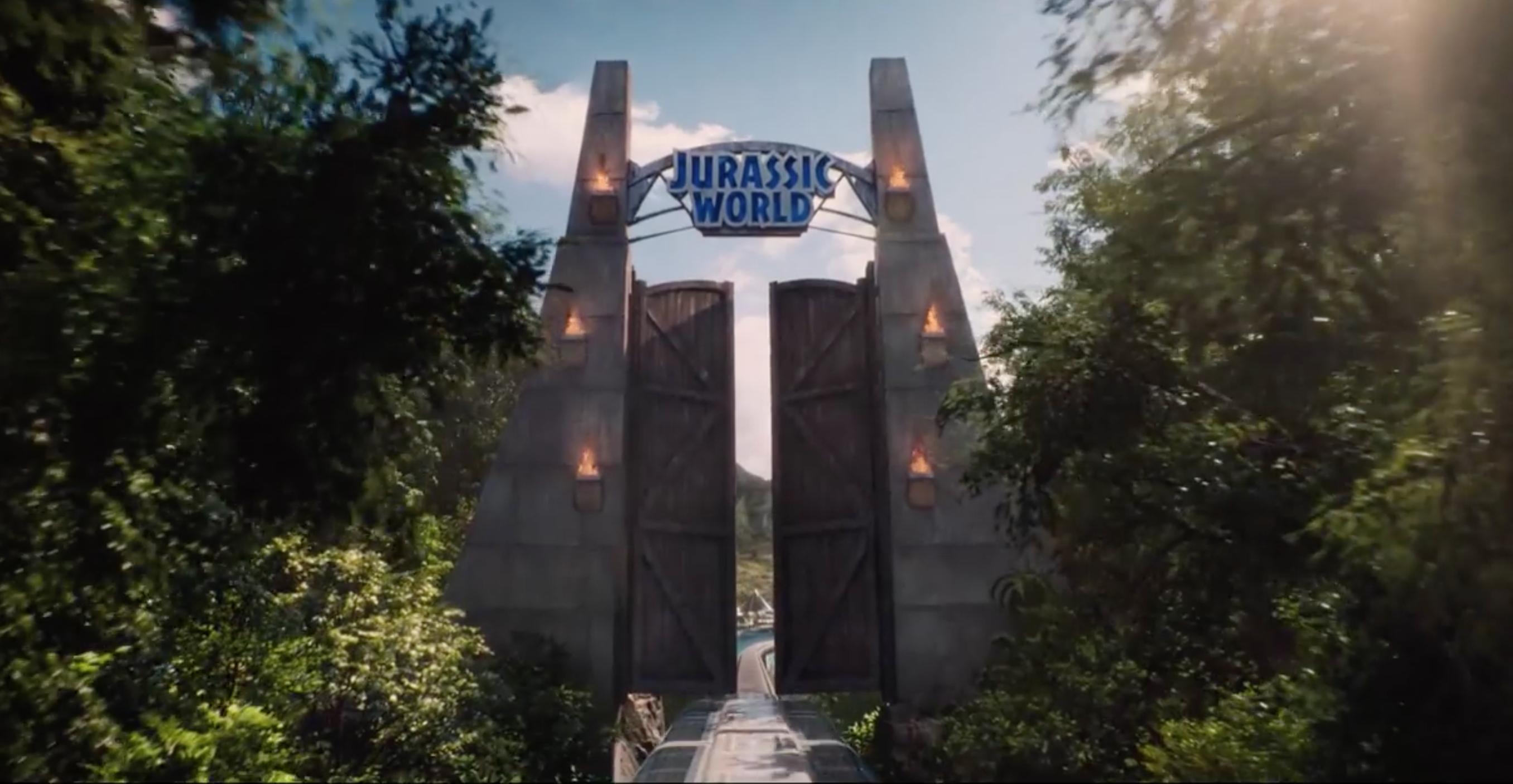 Jurassic World, o novo filme da franquia do Parque dos Dinossauros