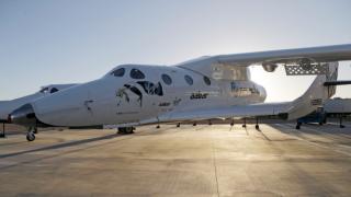 SpaceShip Two, da Virgin Galactic