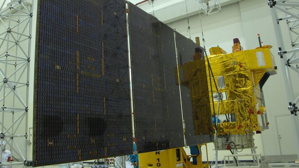 Satélite sino-brasileiro é lançado com sucesso e já orbita a Terra