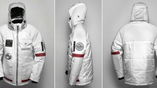 Jaqueta espacial