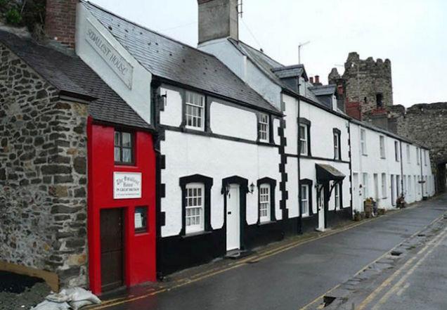 Menor casa da Grã-Bretanha