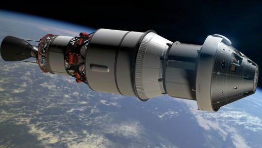 Orion, da NASA