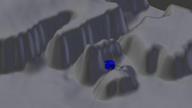 Philae diagrama