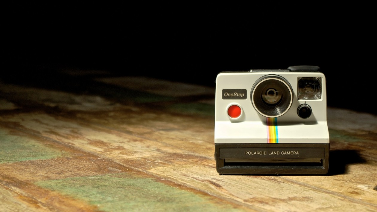 Polaroid - camera instantanea