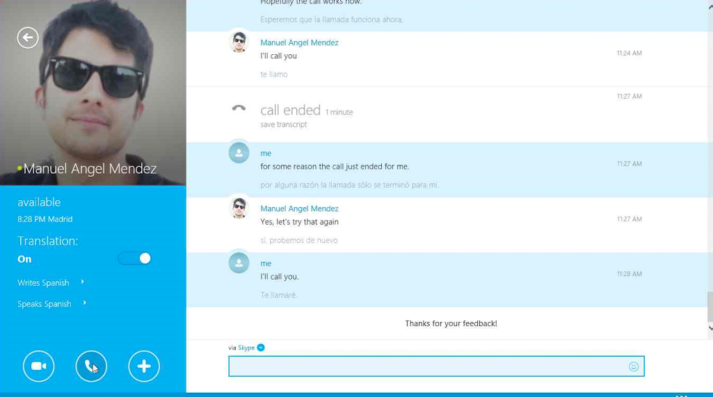 Teste do Skype Translator (4)