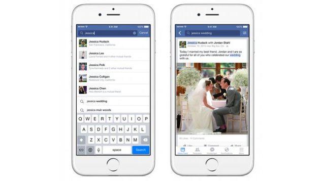 facebook busca posts antigos