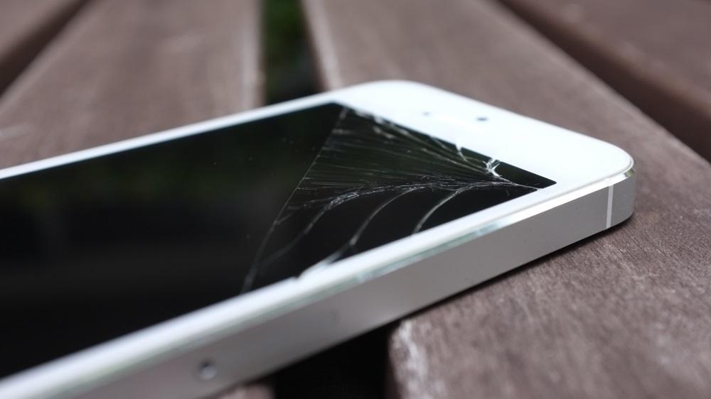 Apple patenteia um método para fazer o iPhone cair sem quebrar a tela