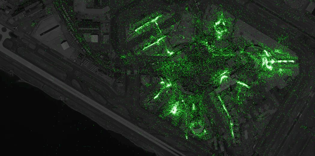 mapa de tweets 1
