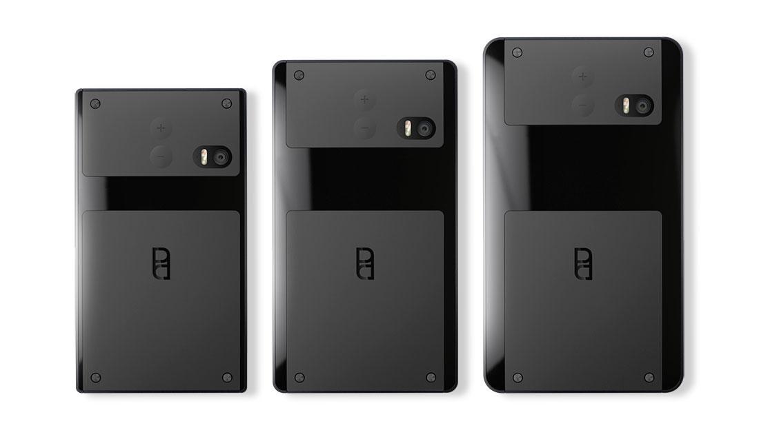 O smartphone modular PuzzlePhone promete durar até uma década