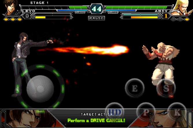 the king of fighters 2012 free