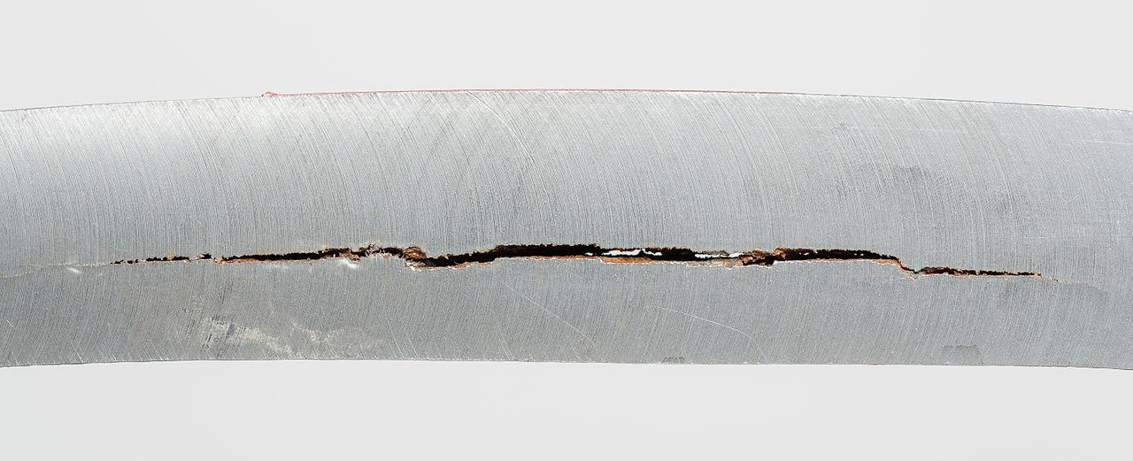 Aço com fragilização por hidrogênio
