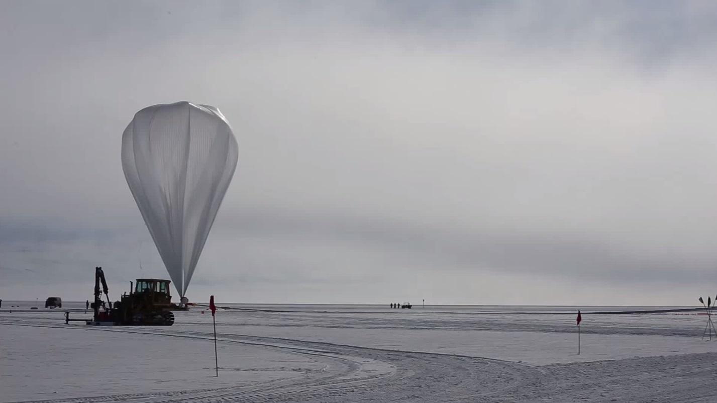 O balão científico mais ambicioso da Nasa caiu após dois dias no ar