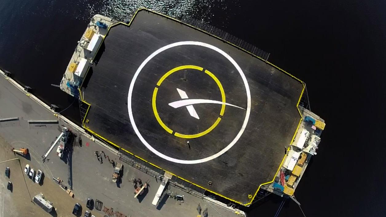 Barca da SpaceX