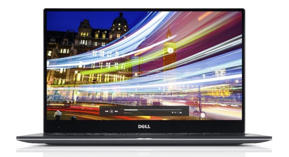 Dell XPS 13 de frente