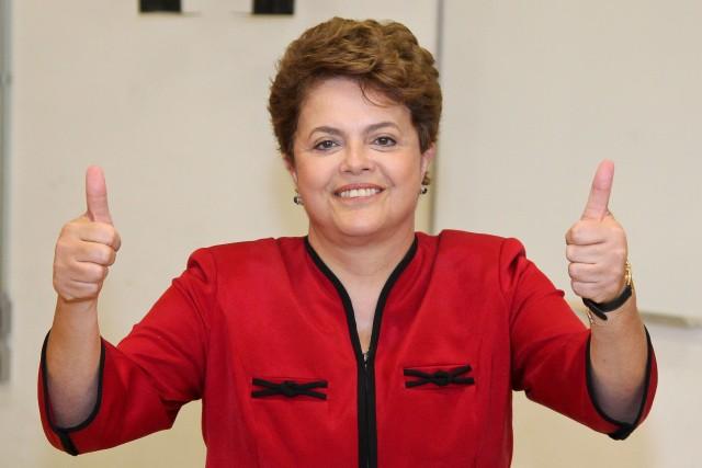Infelizmente, não está tudo joia, não, presidente Dilma